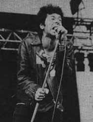 Uk Subs Late Punk Featuring Charlie Harper A Punk Rock