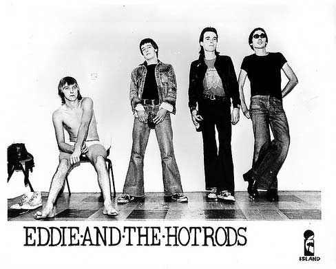 Eddie and the Hot Rods: Writing On The Wall