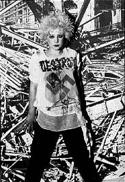 1970s British Punks and the Swastika Debbie